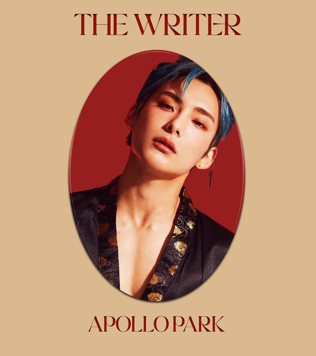 ㅤ 欢迎回家, GOSIENGFIAOs.⠀ GOSIENGFIAO, Apollo Park ────── THE WRITER.⠀⠀ ㅤ