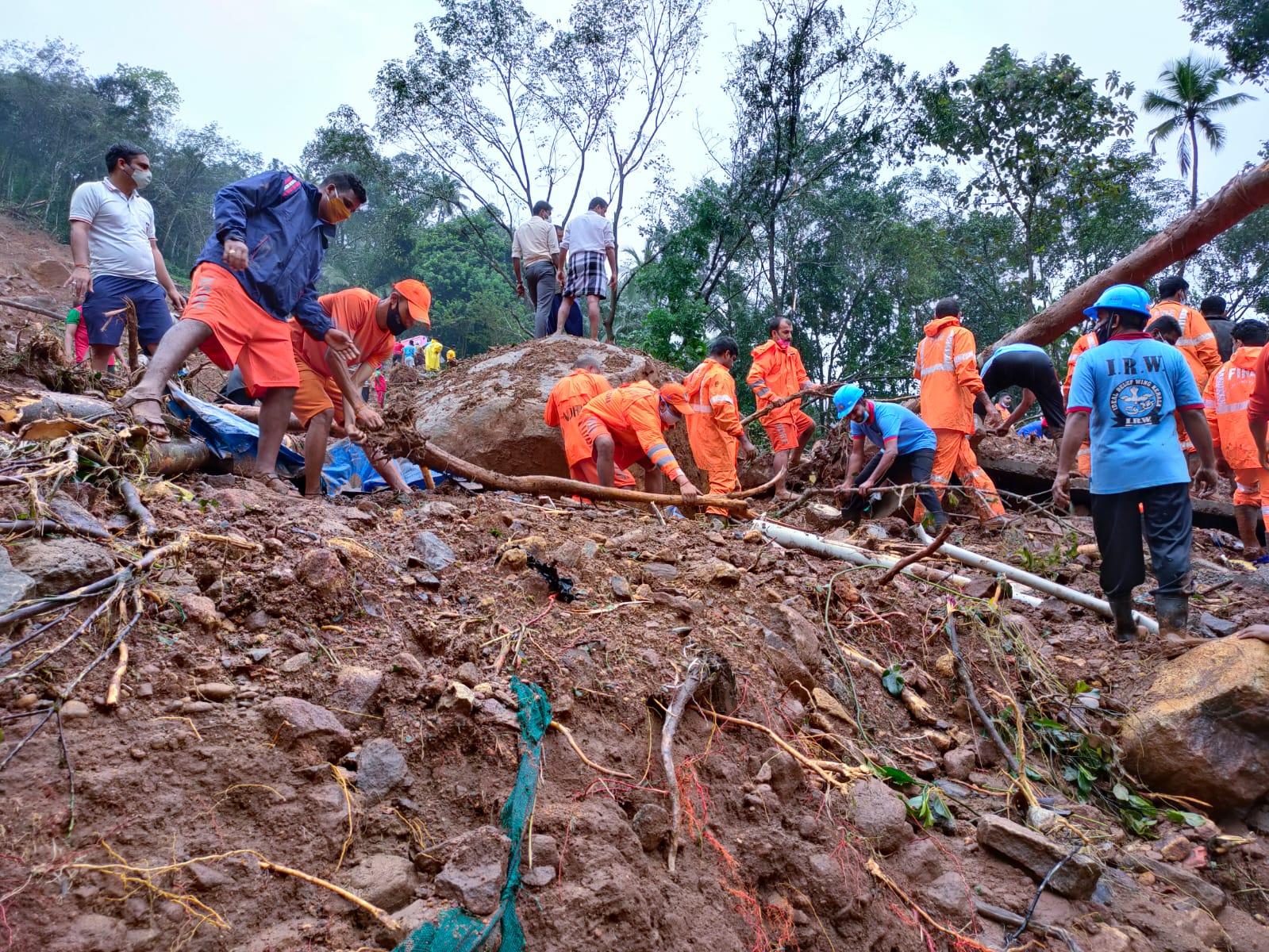Kerala Floods: 23 Dead; PM Modi Speaks to CM Vijayan, Army, NDRF Teams Deployed