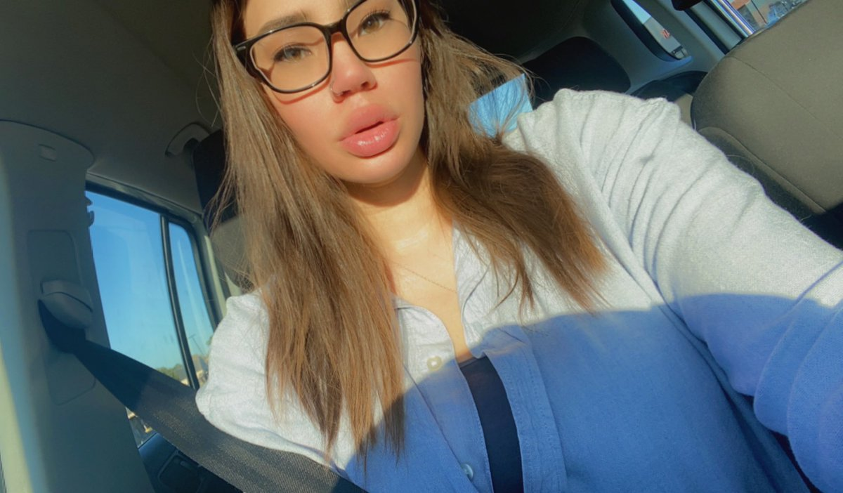 car selfie thread 😜 drop em if you got em… That's like 90% of my selfies lmao
