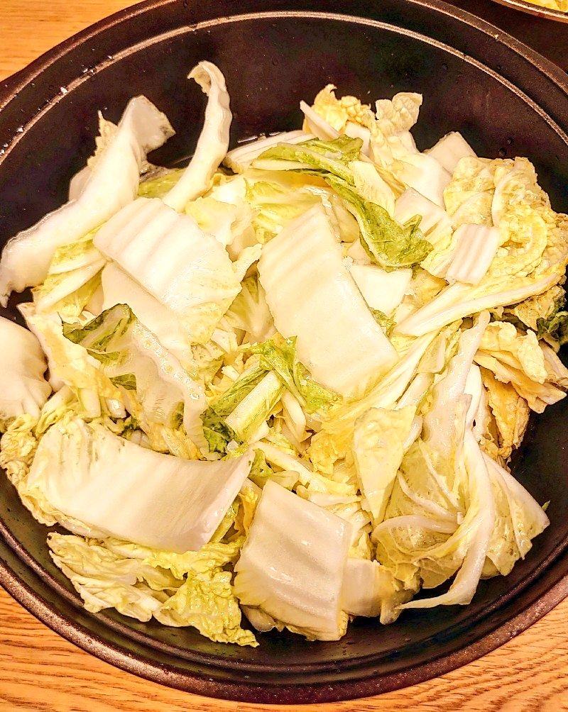 寒くなってきたので、キムチ作り😍出来立てのキムチも、時間が経って発酵したキムチも最高ーー!