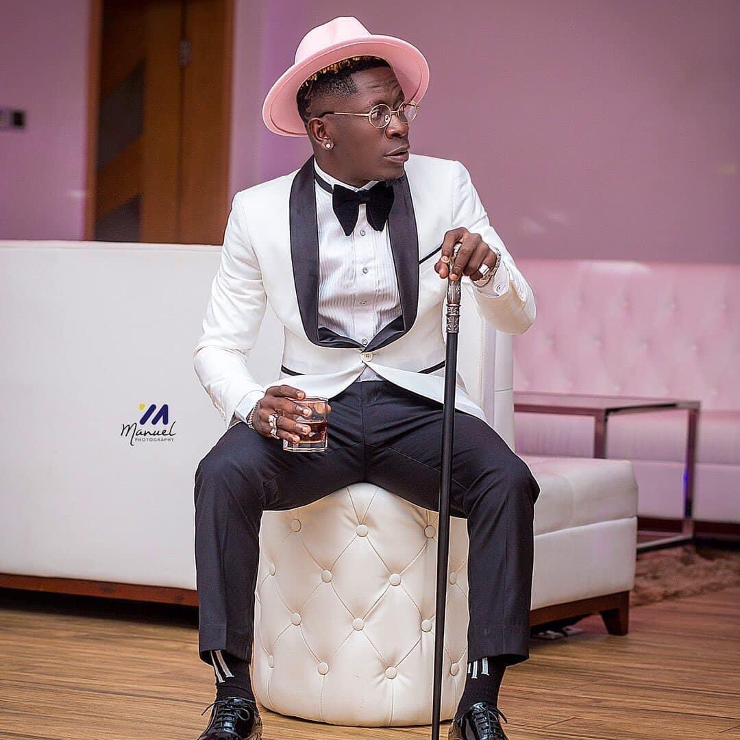 📌Today we celebrate Greatness; it's the birthday of a King👑 @shattawalegh Happy birthday #1DON😎More and more successes in your career💃 #LongLiveShattaWale #Shattabration #MetroTV