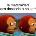Image for the Tweet beginning: La maternidad ¿será deseada o