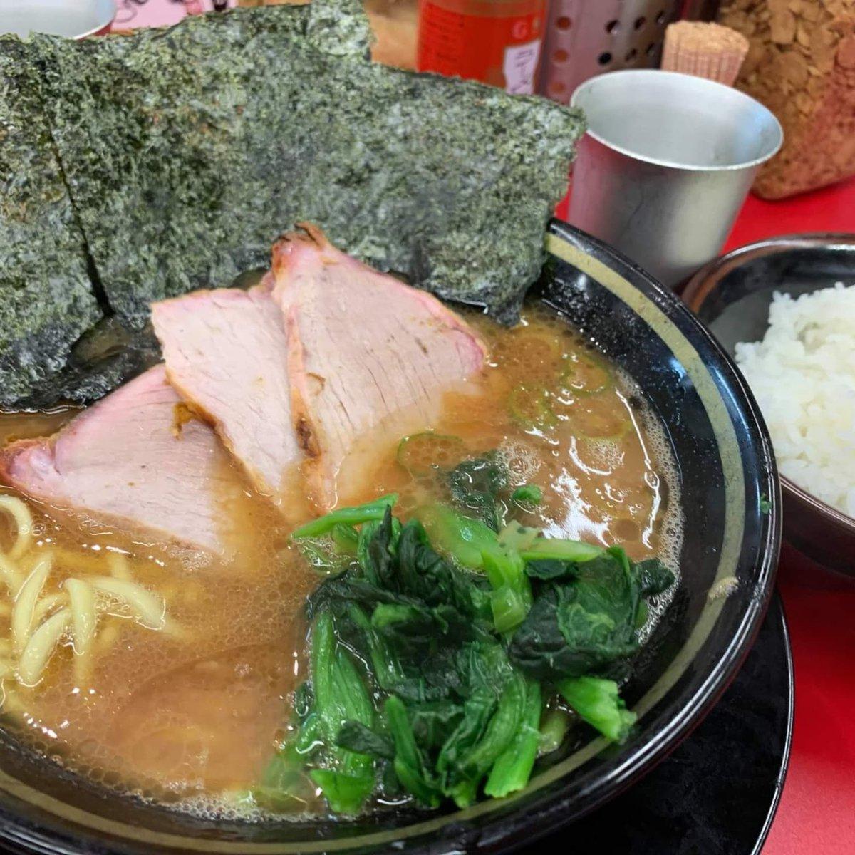 お休みの日。行列店巡りしりーず☺️王道系直系!IEKEI TOKYO🍜あんまり家系ラーメンってのは食べたことはなかったんですけど。こってり濃厚、でもすっきり!こりゃ、行列しますやん!って、どっしりきます☺️旨し🥺ごちそうさまでした🙇