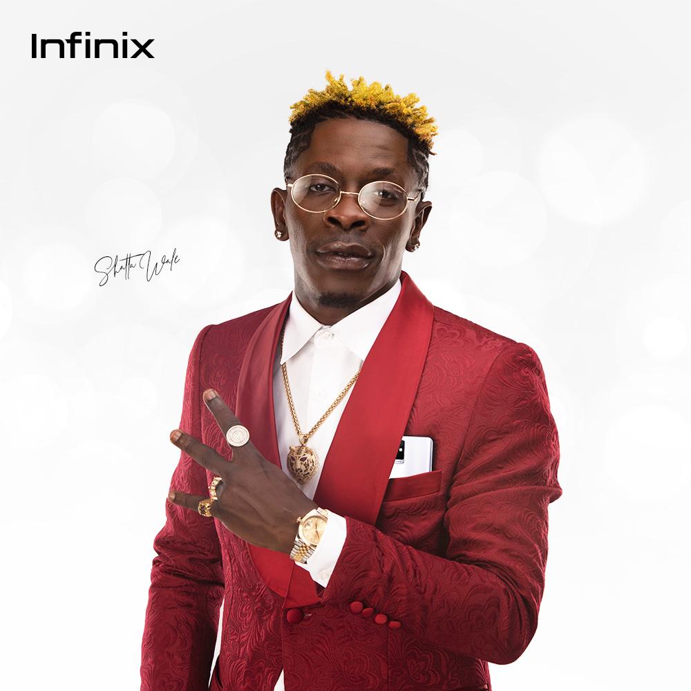Happy Birthday 🎂 @shattawalegh. Infinix Ghana wishes you success in all your endeavors. #InfinixShatta #Shattabration