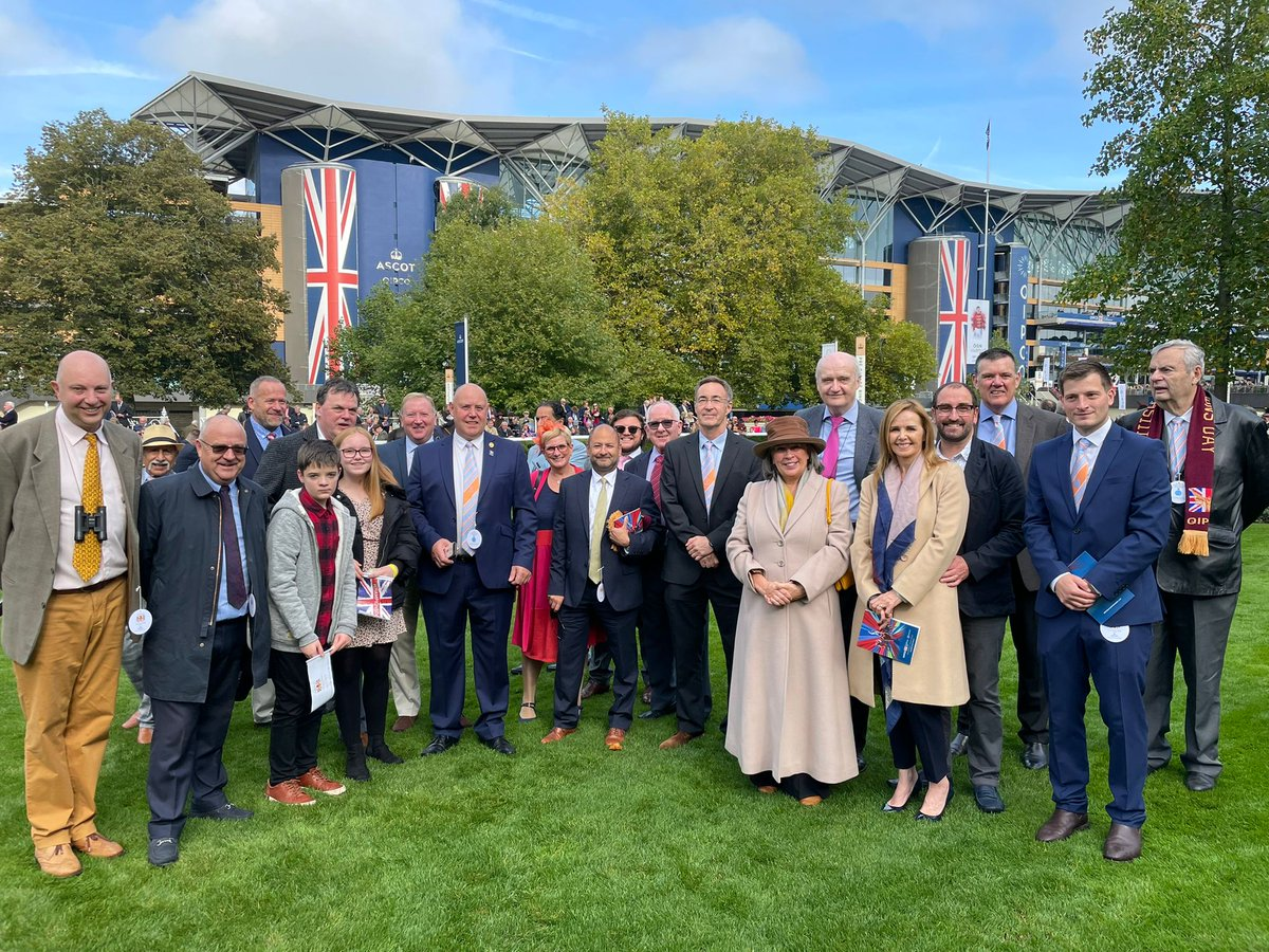 We're still on a high from Ventura Diamond's run in the G1 Champions Sprint yesterday! 💎  To finish 7th in a race of such high quality was superb and it was wonderful to have so many owners at @Ascot showing their support for her! 😍  #TeamMPR