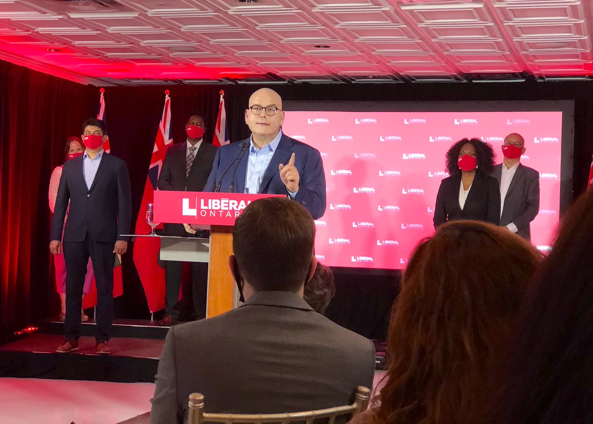 Ontario voters deserve real options and real choices. I sent an open letter to each of the other three party leaders asking them to commit to at least four leaders' debates. The stakes are too high to not be clear with the people of Ontario about what comes next.  #OLPAGM #onpoli