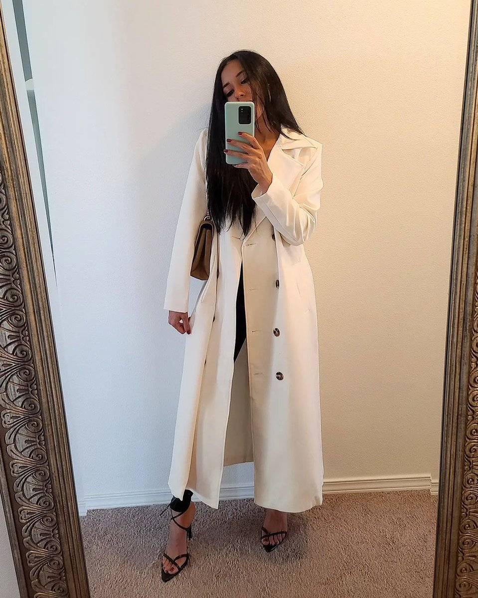 We are obsessing over these long coats 😍🔥 IG: andystyl3 Shop now>> shein.top/gwo4lgn shein.top/felgl5f #SHEIN #SHEINgals #SHEINFW21