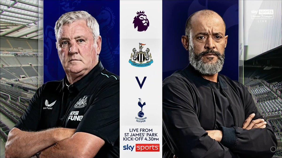 Full match: Newcastle United vs Tottenham Hotspur