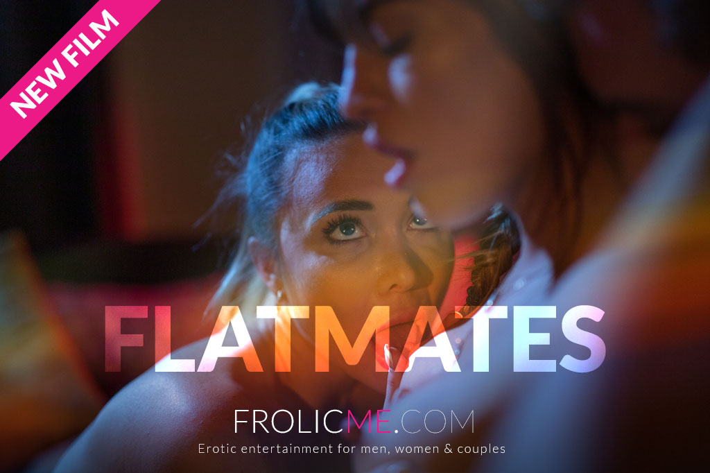 Sunday night viewing doesn't get much better than this latest #eroticmovie starring @Venera_Maxima @SilviaDellaix and #SteveQ FLATMATES - perfect partners to share you hot stud for the night ow.ly/5D4p50GsLdf #threesomesex #FFM #eroticfilms #greatsex #threesome