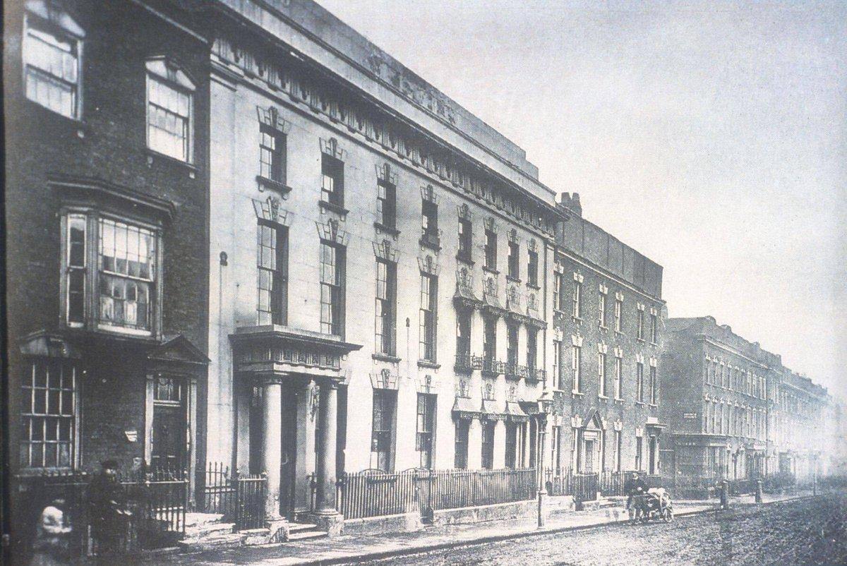 Colmore Row - circa 1870