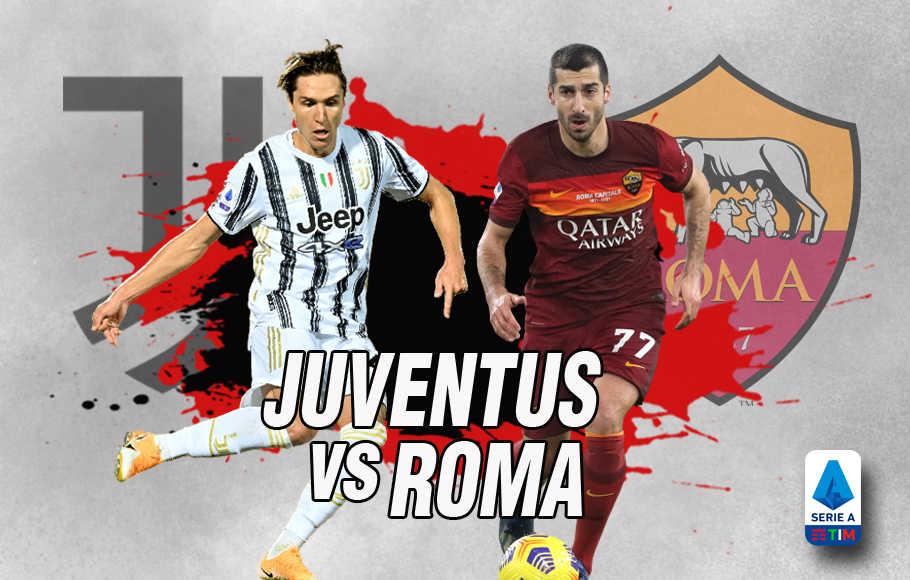 Juventus vs AS Roma Full Match & Highlights 17 October 2021