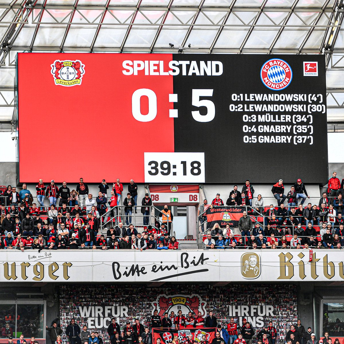 When people tell us the Bundesliga is the best league for development in the world.
