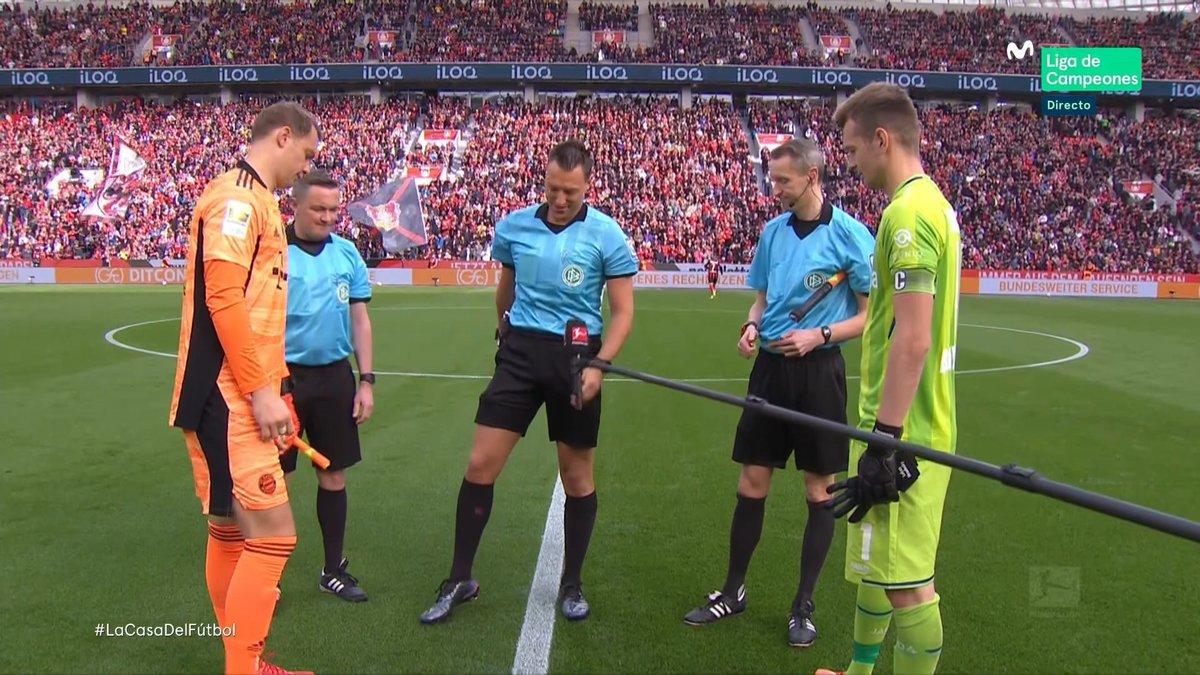 Full match: Bayer Leverkusen vs Bayern Munich