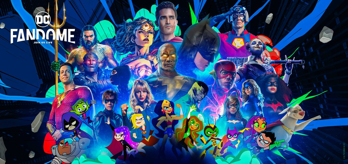 What was YOUR favorite moment from #DCFanDome? You can relive the epic experience now at DCFanDome.com — and head here for all the biggest news, trailers, and reveals! bit.ly/3BQd7dY