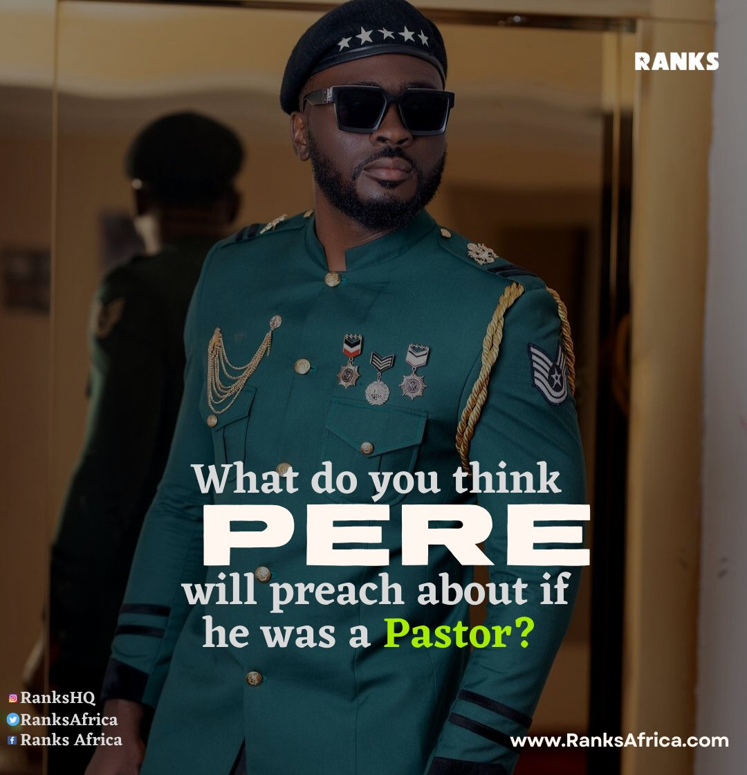 If Pere was pastor... What would he preach about today?