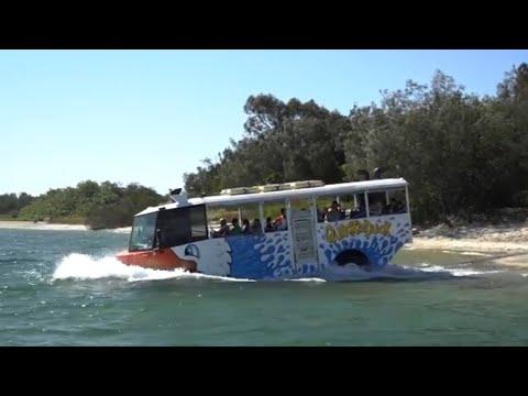 Adventure Duck Amphibious Bus For Athens #κακοκαιρια #πλημμυρες