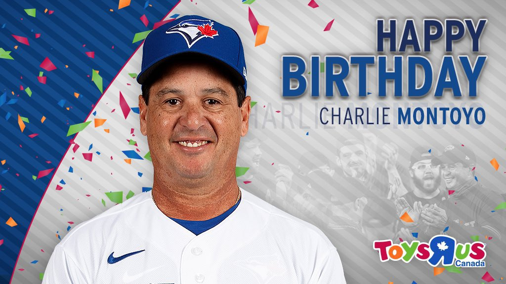 RT to wish a very happy birthday to our skipper! Enjoy your day, Charlie 🥳🎂🎉