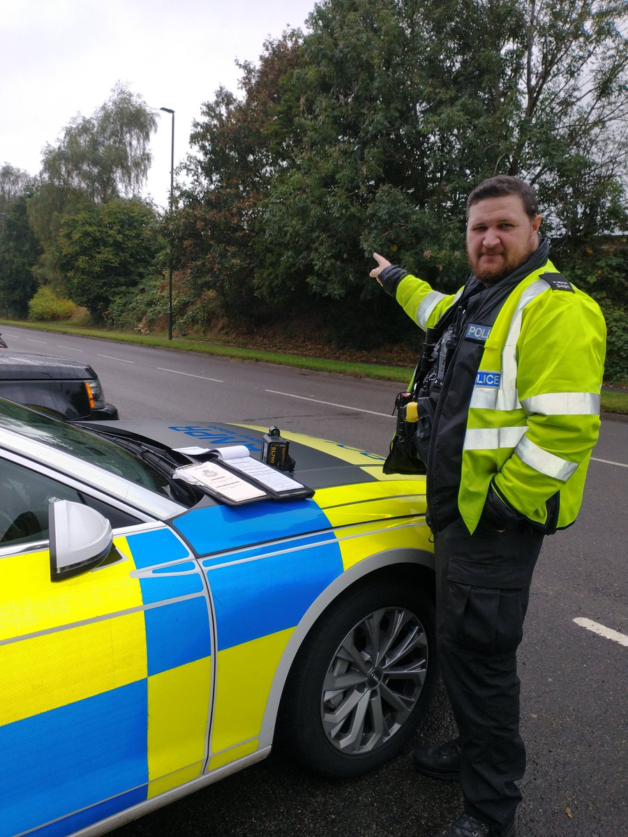 Important speed checks in Ashbourne with PC Mitchell and PC Potts #AsSeenOnTV #Fatal4 #TrafficCops