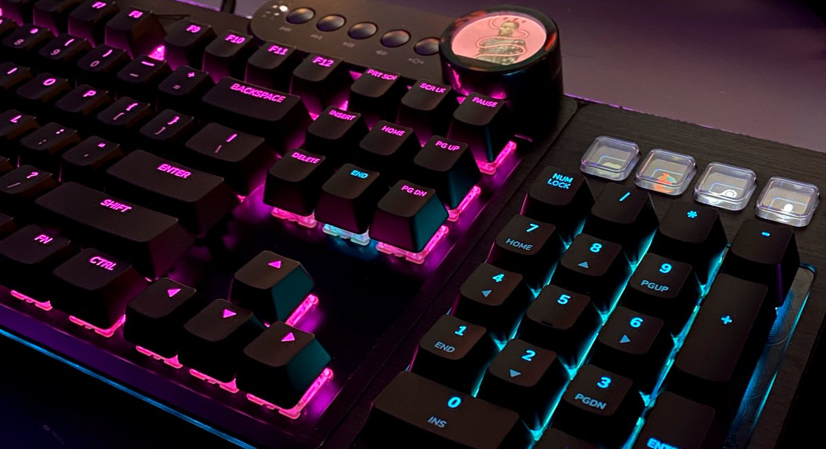 Proxyfox's @MountainGGlobal keyboard setup is just  10% off with code 10MGG21 now! bit.ly/3kL93UK