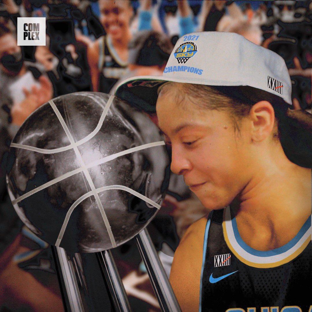 @ComplexSports's photo on #WNBAFinals
