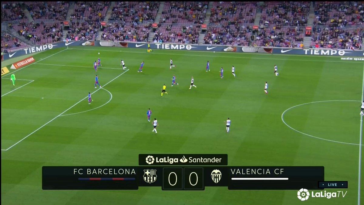 Full match: Barcelona vs Valencia
