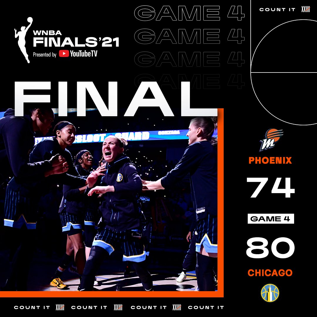 @WNBA's photo on #WNBAFinals