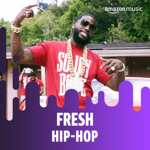 It's hot and fresh! The hottest new tracks in hip-hop 🔥 Tap the link to tap in with @gucci1017, @lildurk, @youngthug and more on the Fresh Hip-Hop playlist on Amazon Music 🎧 amzn.to/3n2RHEl