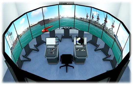 Our next generation navigation #simulator will power the Centre of Excellence in Maritime Safety in #Singapore! The #nextgen simulation platform will be based on the Wärtsilä #NTPRO Navigational Simulator in a shore-based operational configuration. wartsi.ly/3n0jJQB