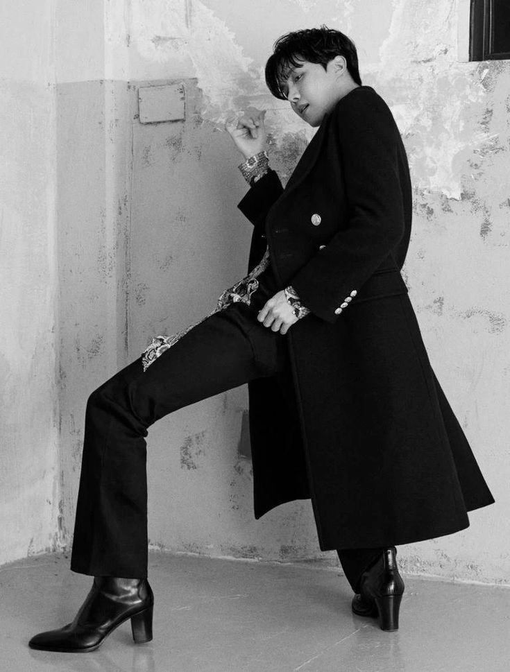 Jung Hoseok in Heels is just SO powerful, i will never stop talking about it.
