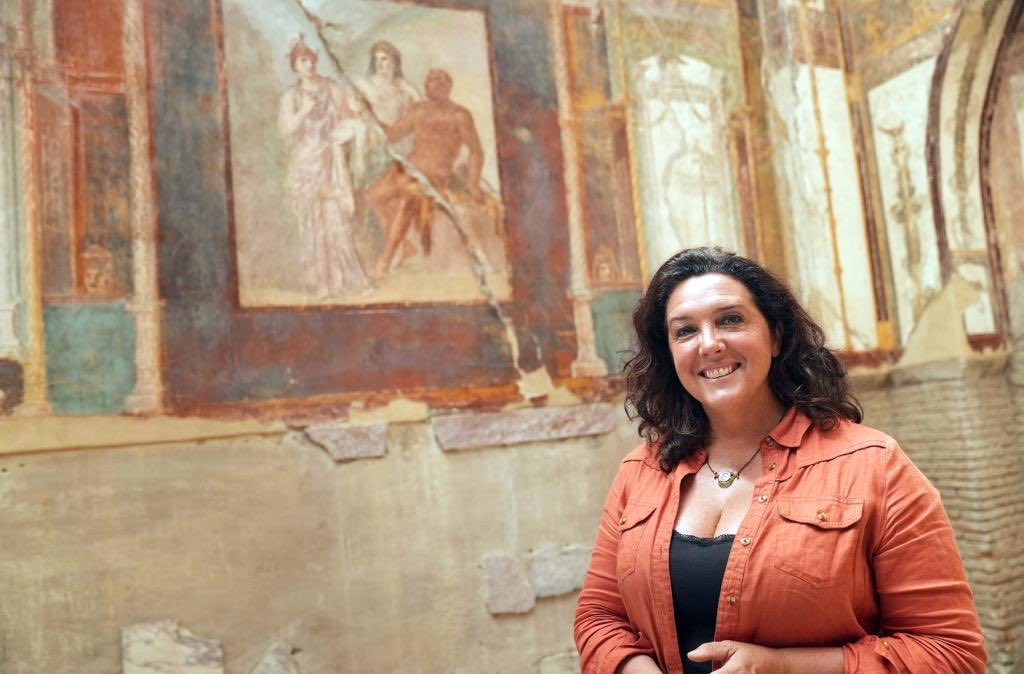 Coming to @channel5_tv on Thursday 28th October at 9pm - #Pompeii #SecretsOfTheDead presented by @bettanyhughes. Fascinating and insightful documentary not to be missed.