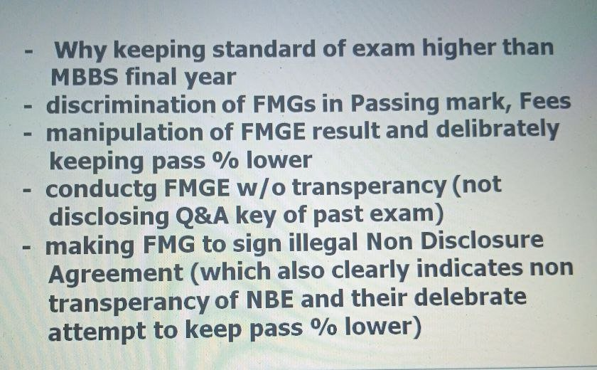test Twitter Media - Q & A key for med courses of foll r provided. - NEET UG  - MAHA PGCET - COMEDK PGCET OF KARNATAKA - kERALA PG MED COURSE - INI CET (PG medical) Others  - UPSC - DELHI UNIVERSITY - BAR COUNCIL and so on. when they provide why NBE is not providg @NMC_IND  https://t.co/wakOpxSRZI