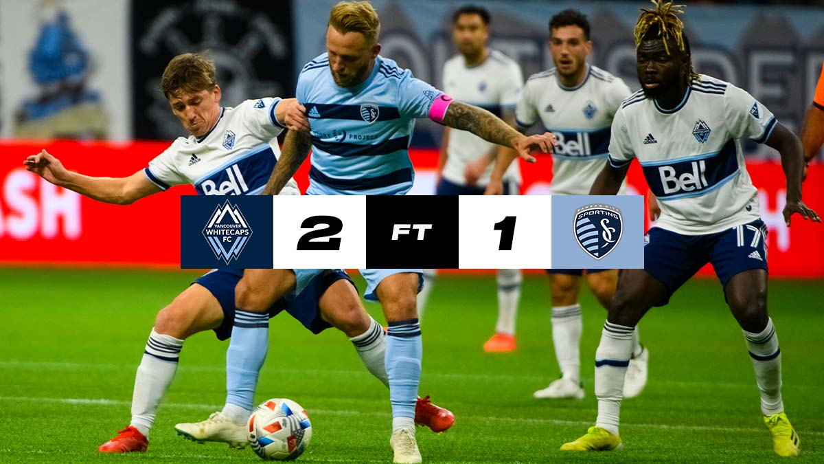 FT: Huge win for @WhitecapsFC against a Western Conference foe!
