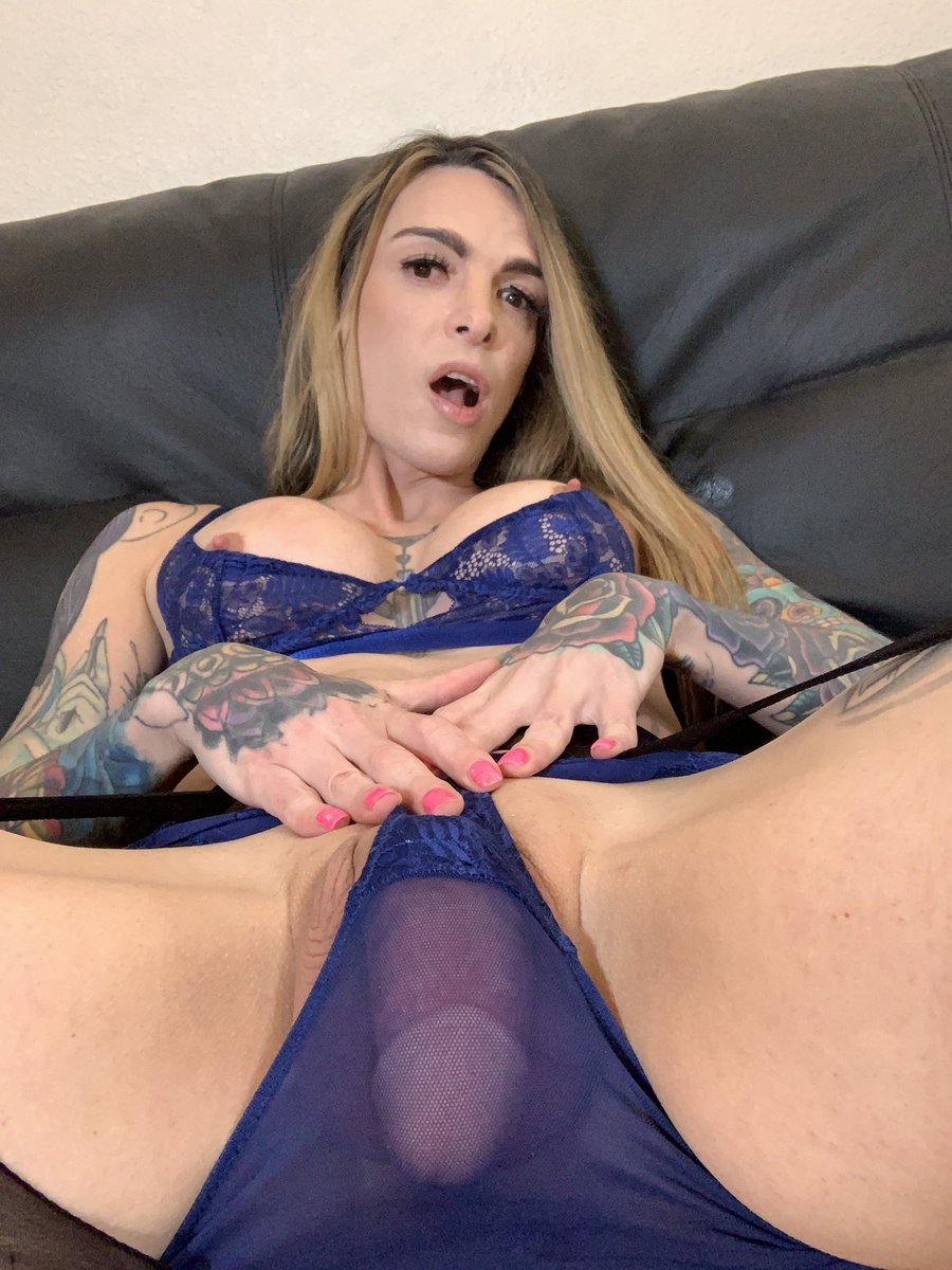 I love when you talk dirty to me look I'm getting hard in my panties I think I might cum in them for you. 😏