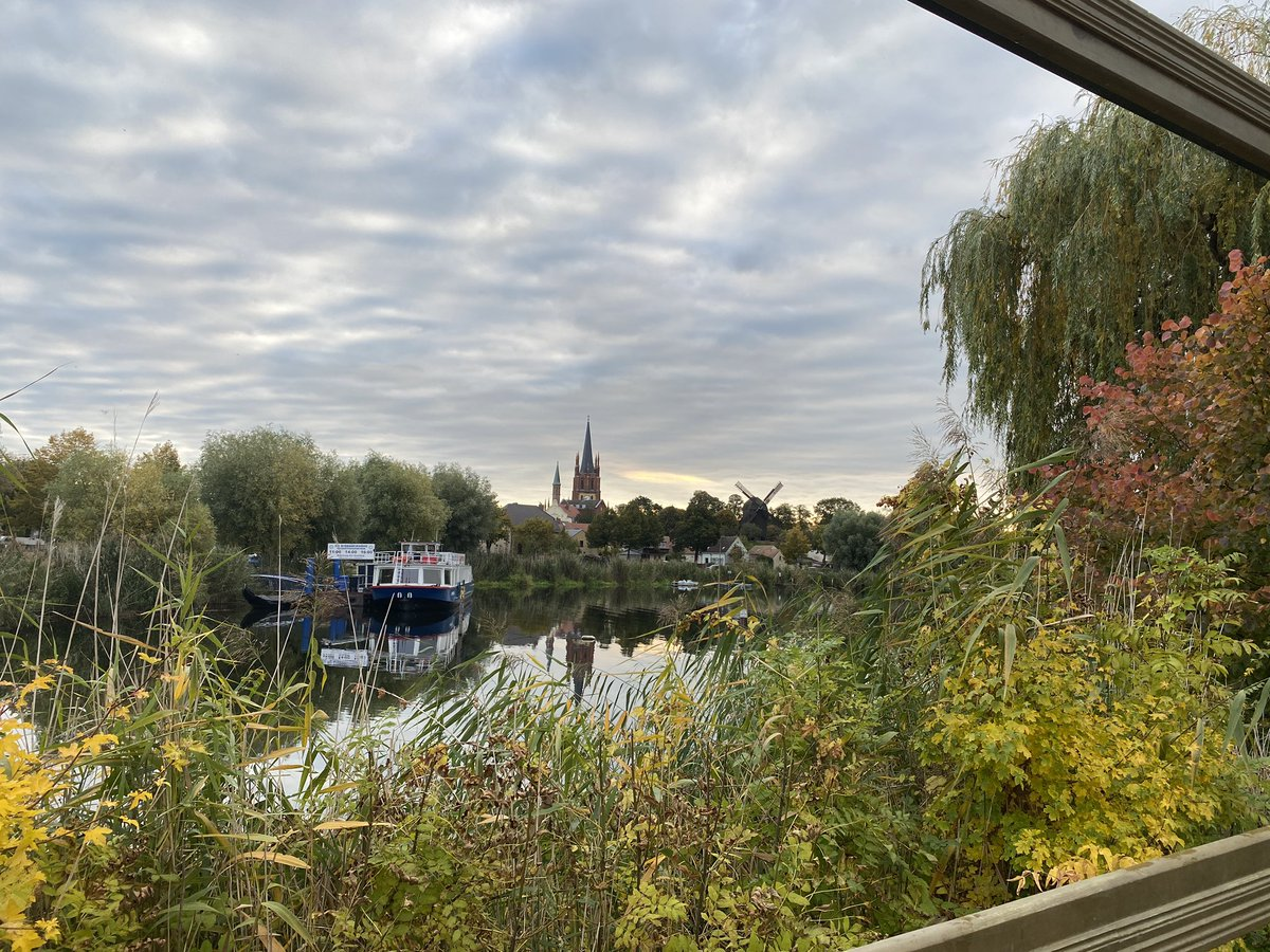 Unser Lieblingsblick in Werde (Havel). 💚 #nachbrandenburg https://t.co/H7XwGZnNAD