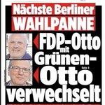 Image for the Tweet beginning: Nach diesem #Sondierungspapier kann man