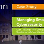 Image for the Tweet beginning: asvin provides #cybersecurity for #SmartCity.