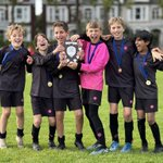 Image for the Tweet beginning: Well done to our U10