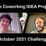 Image for the Tweet beginning: The October IDEA Challenge is