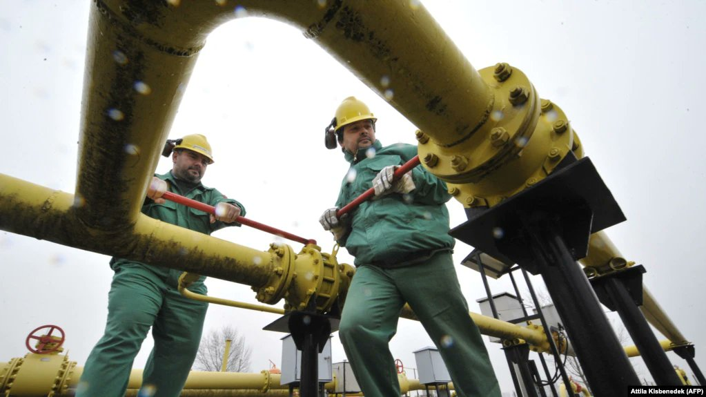 В Европе цена газа взлетела за 20 минут на $200 и обновила рекорд