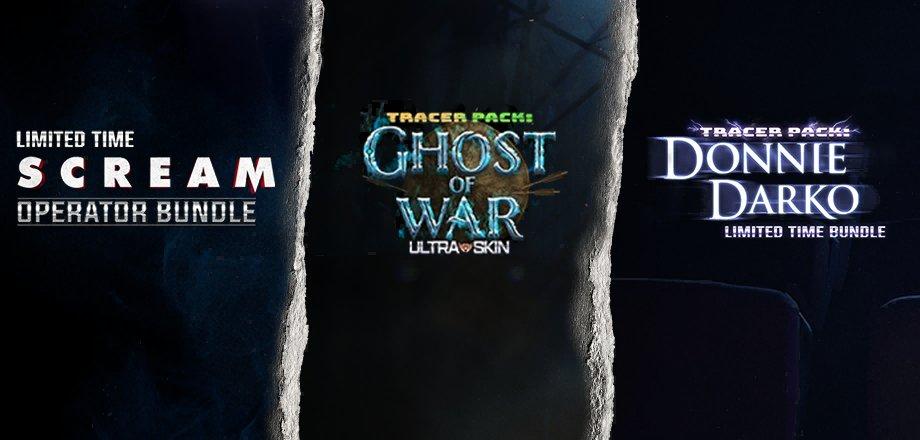 Call of Duty Warzone — новые скины на Halloween