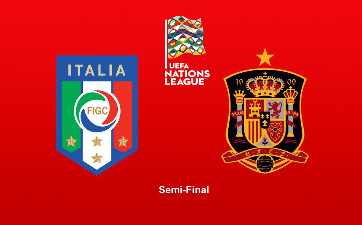 Italy vs Spain Full Match & Highlights 06 October 2021