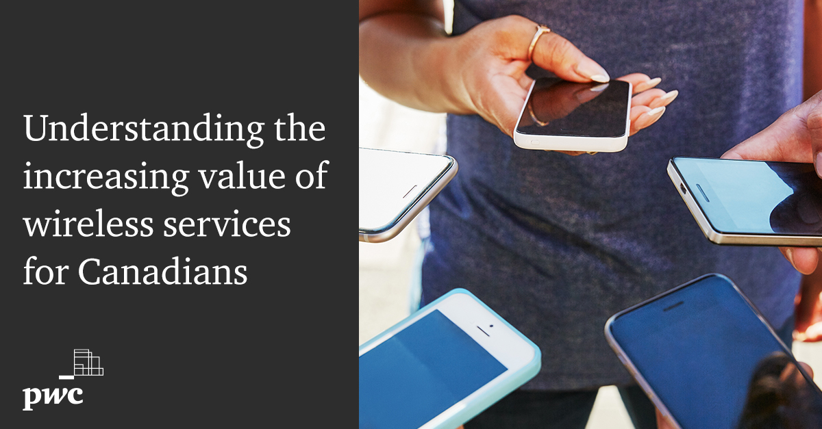 test Twitter Media - New report from @PwC_Canada shows how Canada's wireless industry is delivering increased value and lower prices.  Read the report here: https://t.co/1DHpX2R7HL https://t.co/gvSk0eIKE3