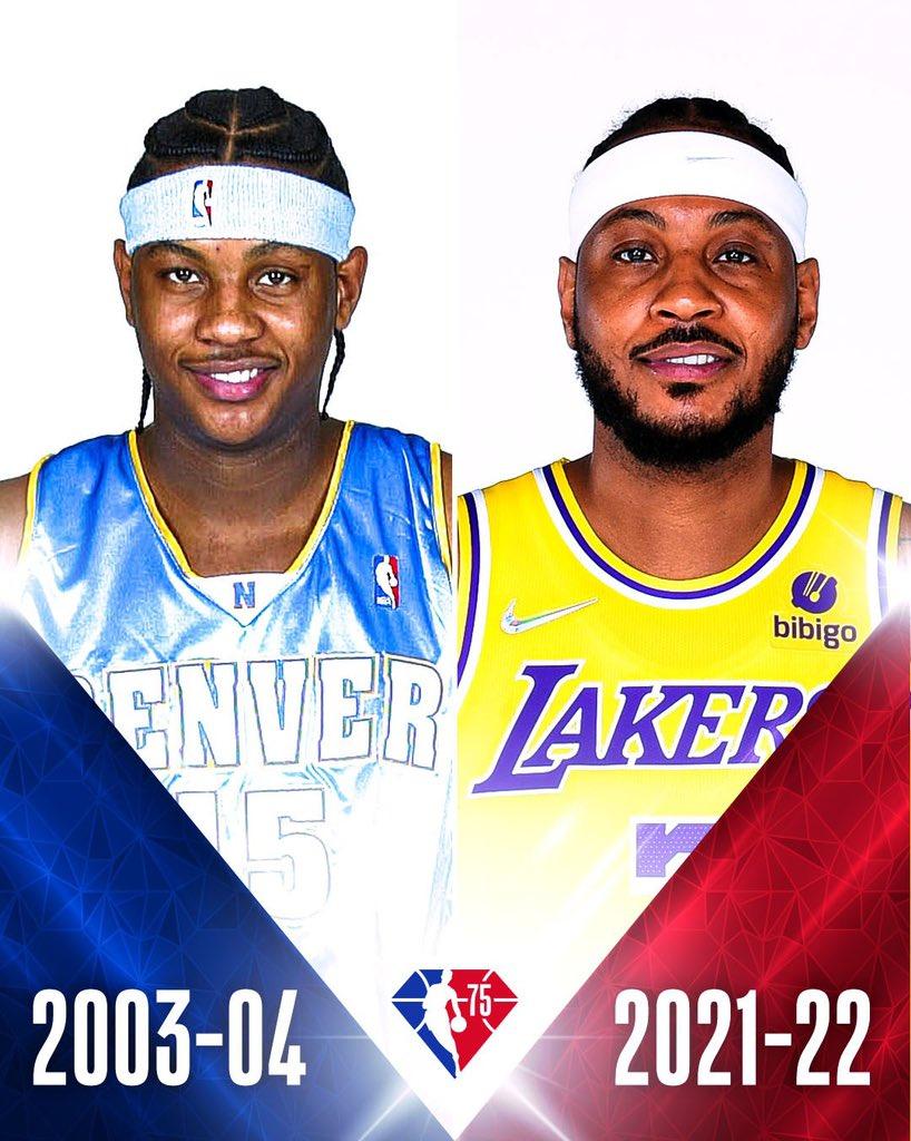 Year 1 ⏩ Year 19  #NBA75