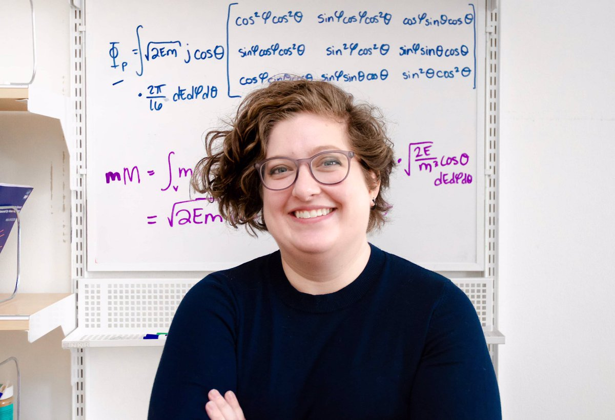 World Space Week (October 4-10) with the theme Women in space!  Hayley Williamson, Postdoc at IRF will participate in our live chat on the subject #womeninspace   When & Where? Friday, October 8 at 10.00. Link to the live chat: https://t.co/gRD0hyOw5K  #WSW2021 @WorldSpaceWeek https://t.co/A0ZPoyYyan