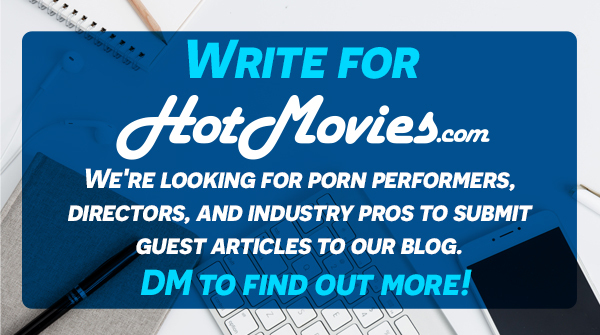 WRITING GIG ALERT 🚨 Seeking porn stars and industry pros to join our roster of guest writers! News, personal essays, interviews, listicles, etc. from all adult voices are welcome! ✍️DM for more info!