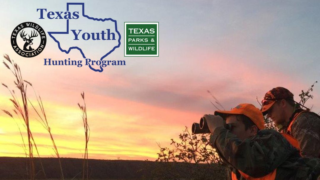If you provide the place to hunt, the Texas Youth Hunting Program will do the rest: https://t.co/EFr6DLWkW6  #TexasHunting