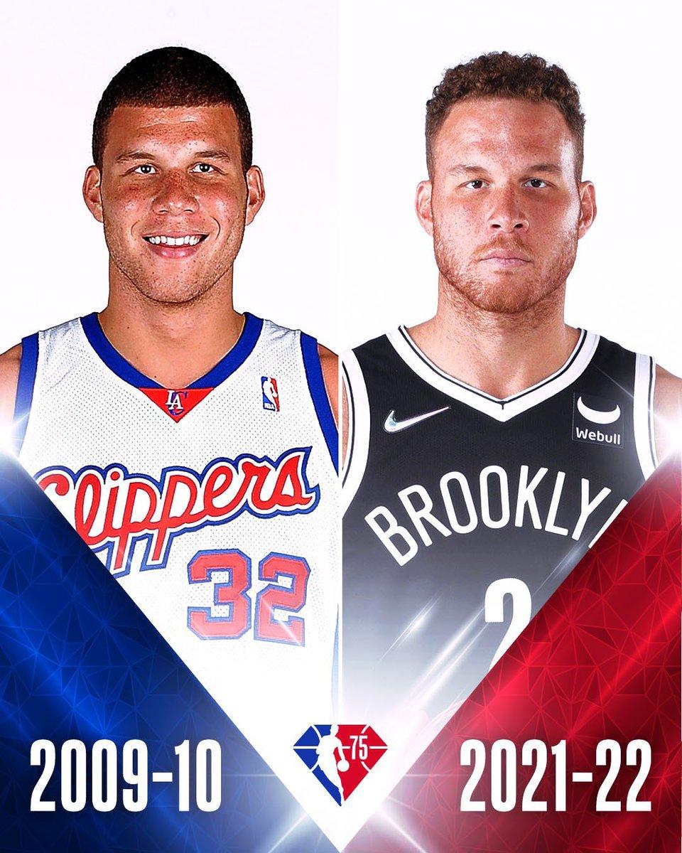 Year 1 ⏩ Year 13  #NBA75