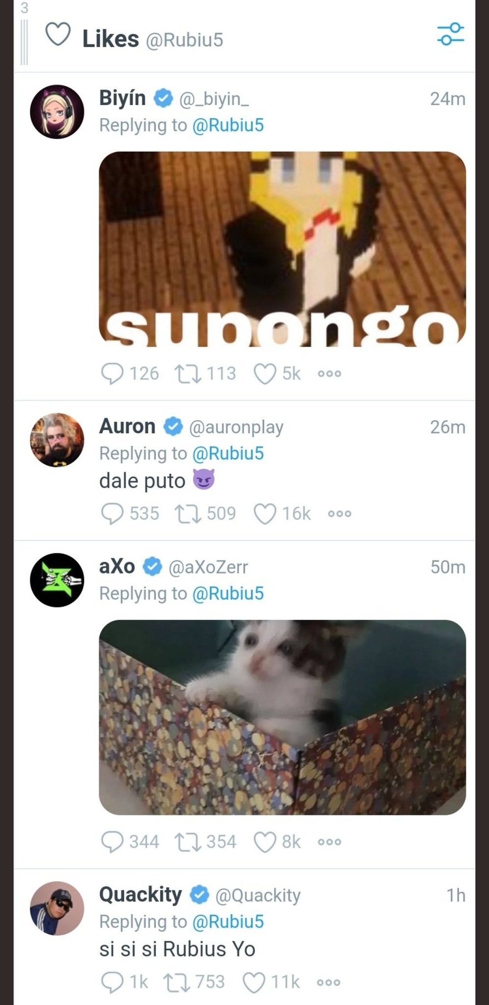 Rubius Twitter