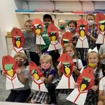 Image for the Tweet beginning: Our @CPOPGators mini art club