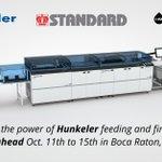 Image for the Tweet beginning: #Hunkeler's North American dealer Standard